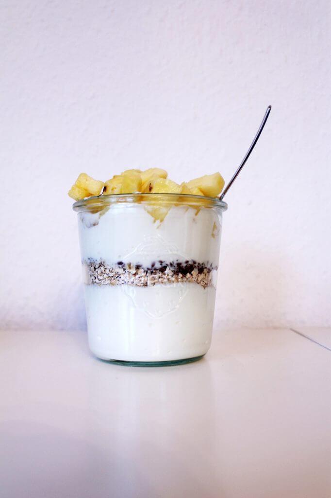 fat yogurt