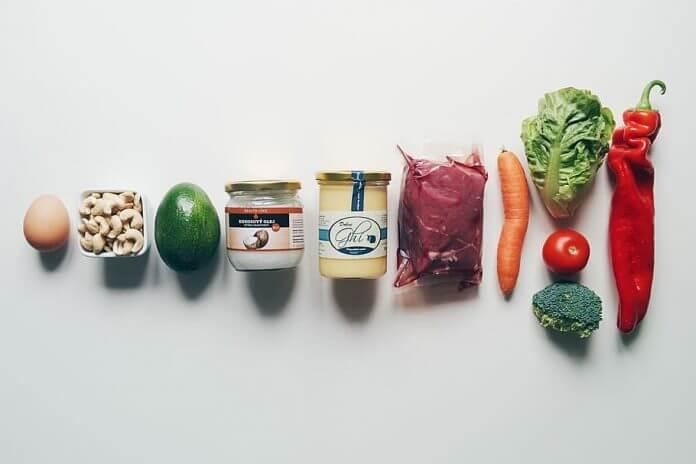 Healthy fat food